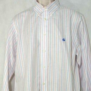 Brooks Brothers Regent Button Down Collar Shirt